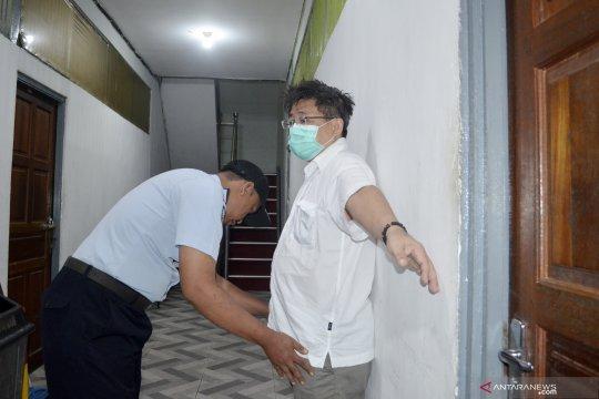 Eksekusi terpidana korupsi alat kesehatan