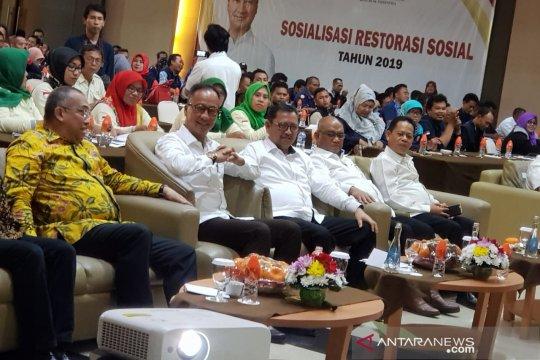 Pemerintah ajak pilar sosial perkuat kemitraan