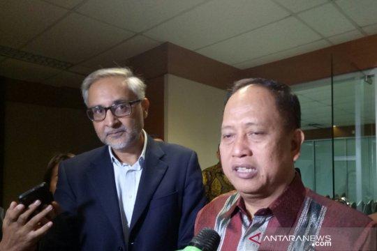 Indonesia dan Inggris kerja sama danai riset kebencanaan