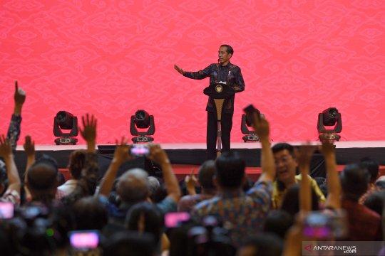 Presiden hadiri perayaan Imlek Nasional