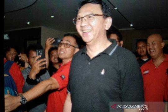 Ahok sambangi Sekretariat PDI Perjuangan Bali