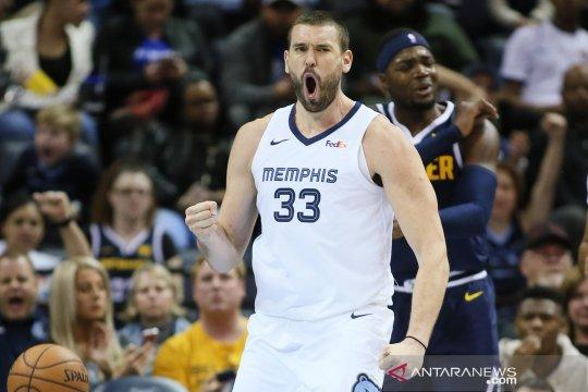 Raptors resmi dapatkan Marc Gasol dari Grizzlies