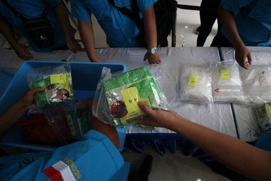 Gubernur prihatin Riau lima besar peredaran narkoba di Indonesia
