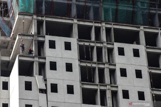 Pembangunan Hunian DP 0 rupiah rampung akhir Juli 2019