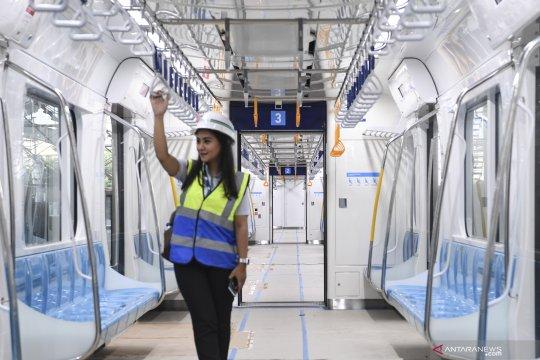 Tiket MRT harus bisa dijangkau masyarakat