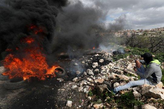 Rakyat Palestina dilarang tanami lahan mereka di selatan Nablus