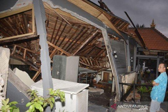 BMKG Denpasar: Curah hujan lebat berpotensi tanah longsor