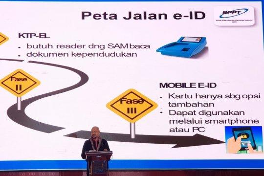"""Teknologi """"mobile e-ID"""" mungkinkan layanan publik secara digital"""