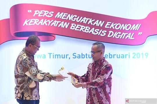 Pers dan usaha mendorong ekonomi digital