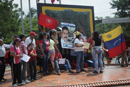 Moskow: bantuan AS buat Venezuela kemungkinan penggunaan kekuatan