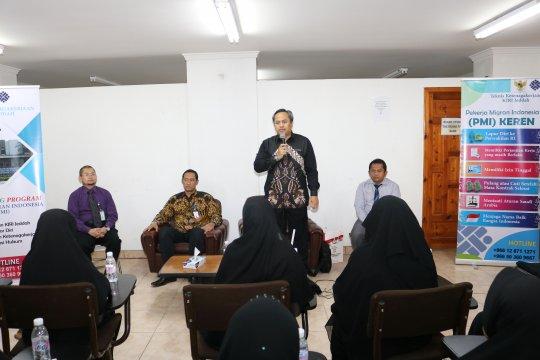 KJRI Jeddah beri pembekalan pekerja migran Indonesia
