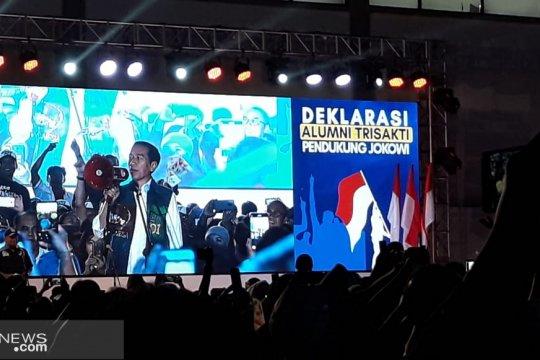 Jokowi: jangan pilih pemimpin yang hanya coba-coba