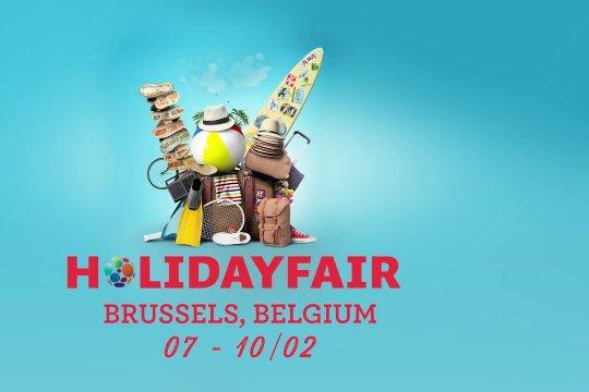 Wisatawan Belgia tumbuh minim, Indonesia ikuti Brussels Holiday Fair