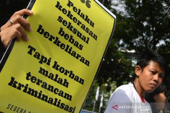 Komnas Perempuan: kekerasan seksual tertinggi dalam hubungan pacaran