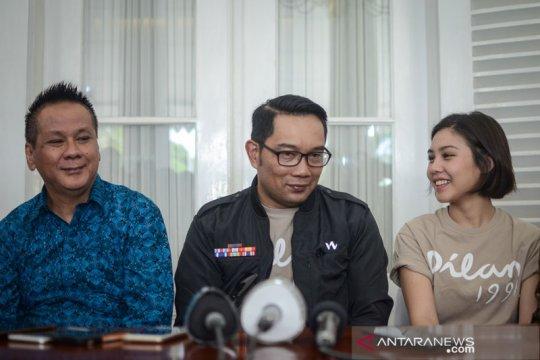 Gubernur Ridwan Kamil berencana bangun Taman Dilan