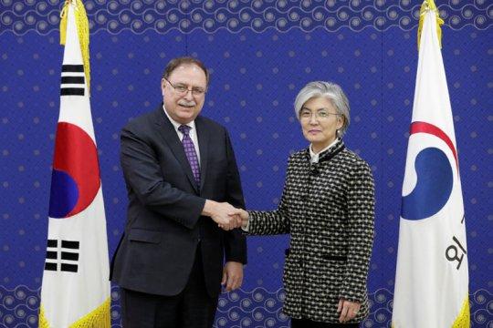 Menlu AS, Korea Selatan akan bertemu di Washington