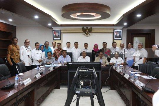 DPD RI terus perjuangkan RUU Daerah Kepulauan