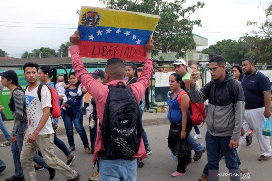 """Italia desak Venezuela selenggarakan pemilihan umum """"yang demokratis"""""""