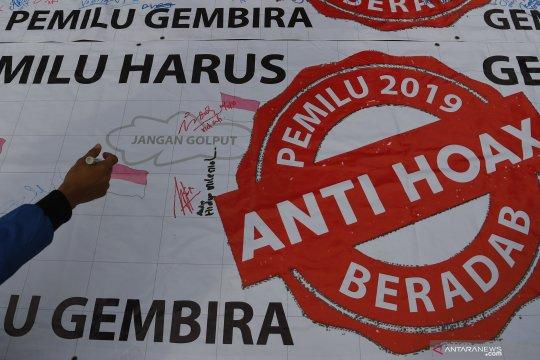 KPU katakan waspadai beredarnya rekapitulasi suara palsu di Pekanbaru