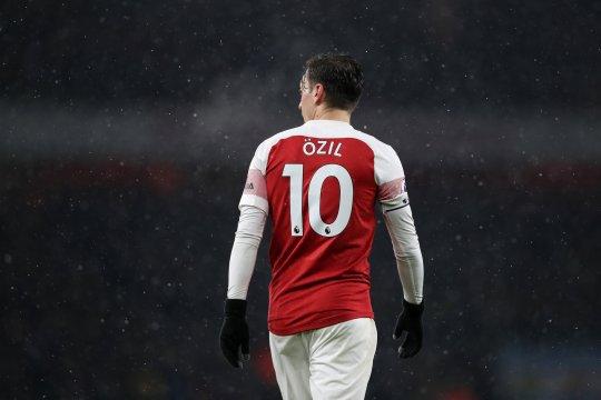 Arsenal tawarkan Ozil ke klub-klub Eropa