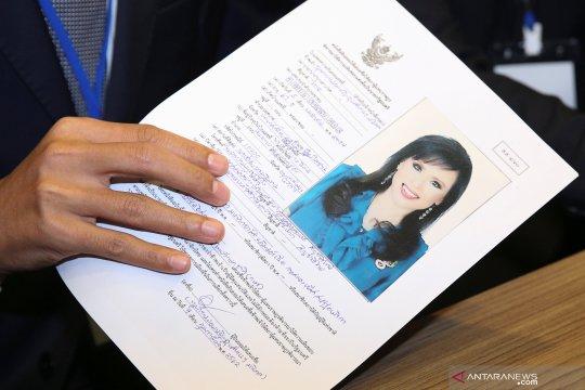 Partai pengusung puteri Thailand sebagai perdana menteri hadapi pelarangan