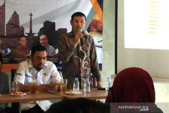 Charta Politika: PDI Perjuangan unggul di DKI Jakarta