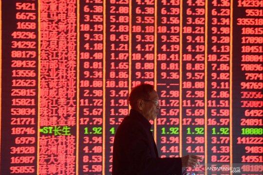 Saham China ditutup untung, Indeks Shangahi naik 0,71 persen