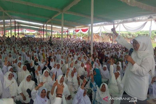 Ribuan kiai-santri hadiri deklarasi JKSN Lampung