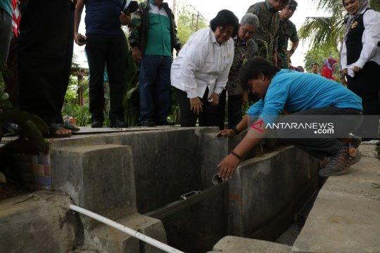 Atasi pencemaran akibat limbah rumah tangga dengan IPAL Komunal