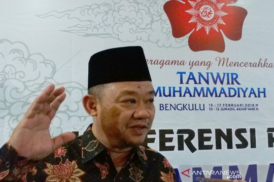 Jokowi dijadwalkan buka Tanwir Muhammadiyah di Bengkulu
