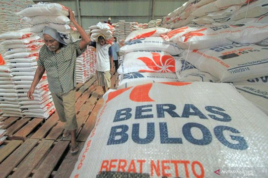 Bulog buka layanan pengaduan kualitas beras bansos