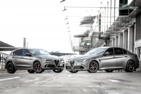 "Alfa Romeo jadi sponsor utama penggalangan dana ""Theodora Charity Party"""