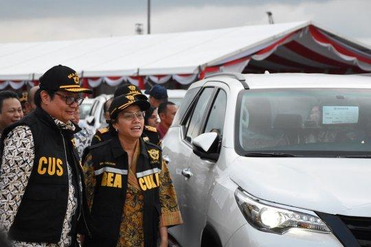 Menperin senang industri otomotif diberi kemudahan ekspor