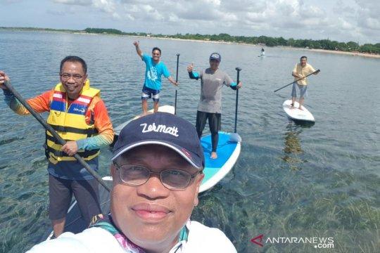 Indonesia tuan rumah lomba paddle International