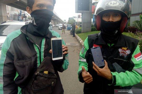 Pengemudi ojek daring dukung larangan GPS demi keselamatan, keberatan besaran denda