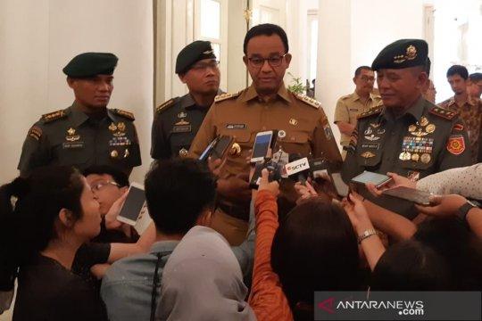 Gubernur DKI-Pangkostrad siap wujudkan keamanan ibu kota