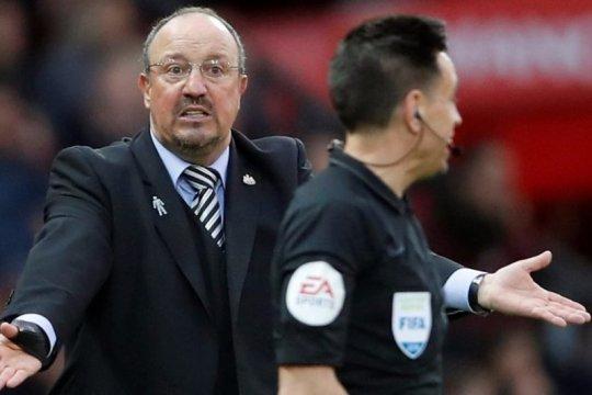Rafael Benitez tinggalkan Newcastle