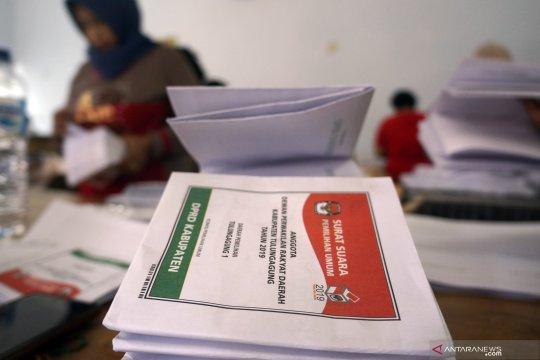 KPU Kotawaringin Timur libatkan 24 warga rakit kotak suara