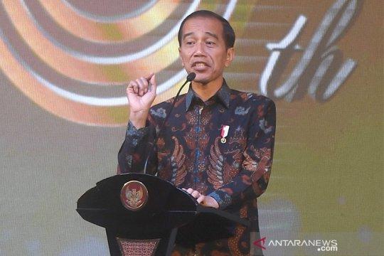 Presiden Jokowi serukan integrasi segera transportasi Jabodetabek