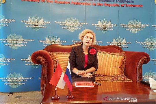 Rusia terima komentar negatif terkait pernyataan Jokowi