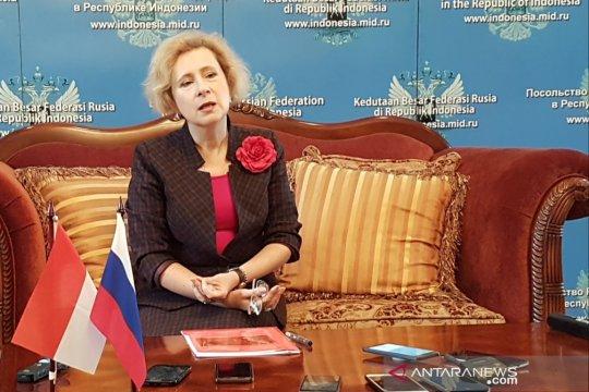 "Isu ""propaganda Rusia"" tidak pengaruhi hubungan Indonesia-Rusia"