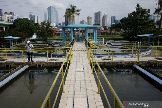 Pemanfaat air diimbau jangan lupa bayar biaya jasa pengelolaan air