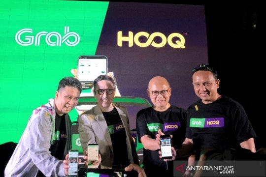 Pelanggan HOOQ bisa akses video dari aplikasi Grab