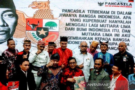 Raja dan Sultan Nusantara deklarasikan dukungan kepada Jokowi-Ma'ruf Amin