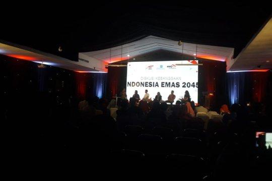 Mahfud MD sebut target Indonesia Emas tahun 2045 bakal tercapai