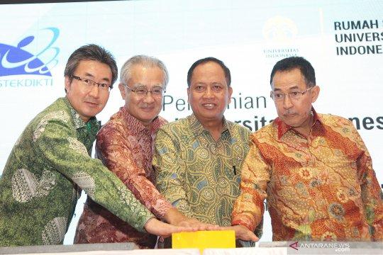 Menristekdikti resmikan Rumah Sakit Universitas Indonesia di Depok