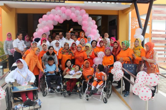 Disdik DKI resmikan Sekolah Luar Biasa Negeri Sunter Agung