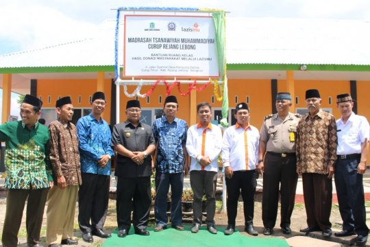 Siswa madrasah tsanawiyah Rejang Lebong peserta UNBK terdaftar 432 orang