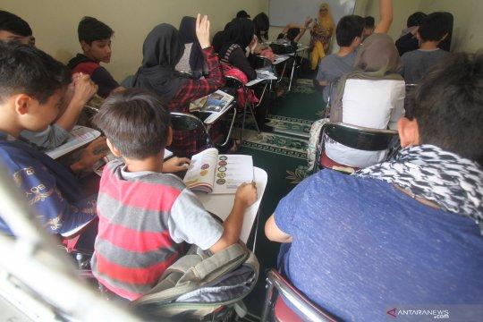 Seribuan imigran tinggal di Bogor
