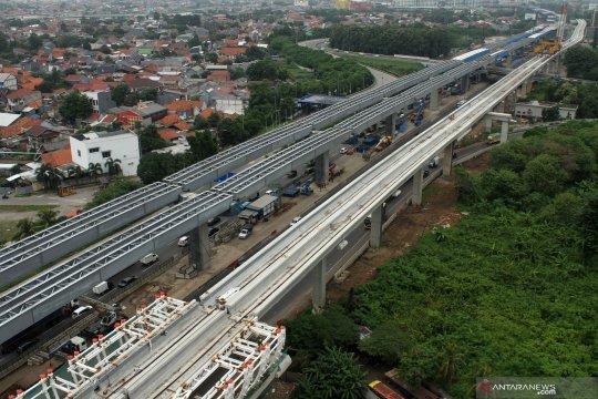 Target pengoperasian jalan tol layang Jakarta - Cikampek II - Elevated Toll